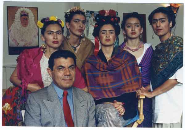 Frida Kahlo Was Here: MAPP Happening, August 2 2008
