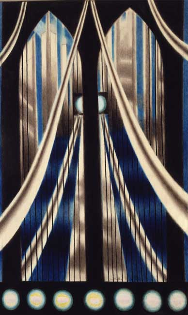 Joseph Stella, Bridge
