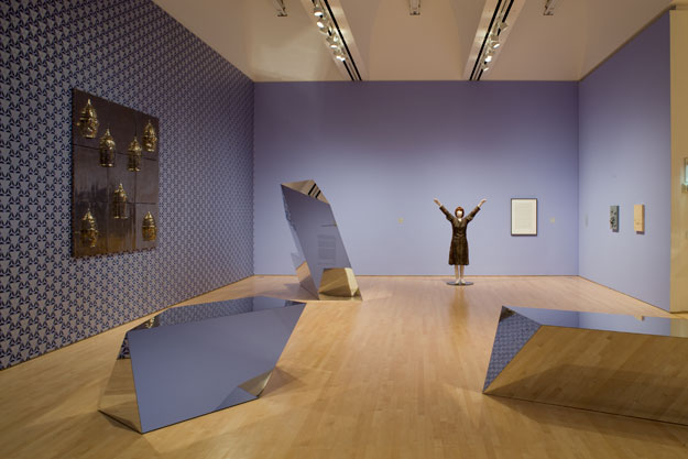 New Work: Mai-Thu Perret (installation view); SFMOMA, November 21, 2008 – March 1, 2009. Copyright Ian Reeves