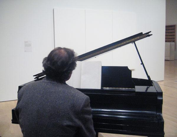 John Cage: 4'33″: Daily