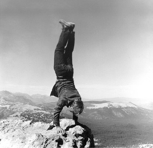 California Lacuna: Robert Kinmont