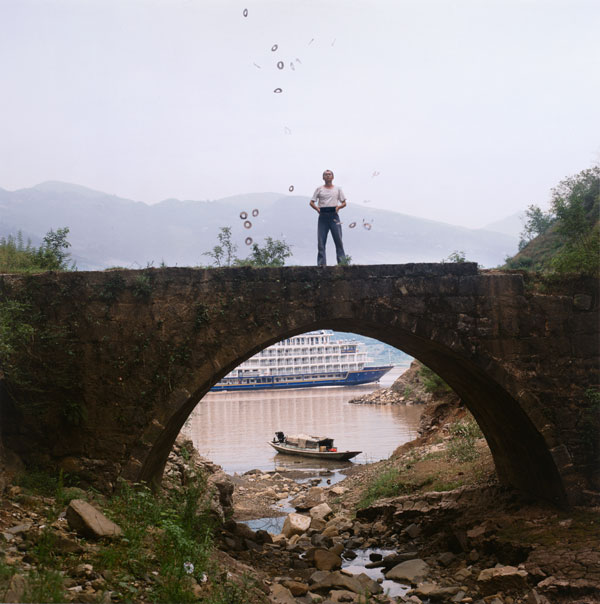 Yan Changjiang, Outang, from the series The Three Gorges, 2006. Accessions Committee Fund © Yan Changjiang