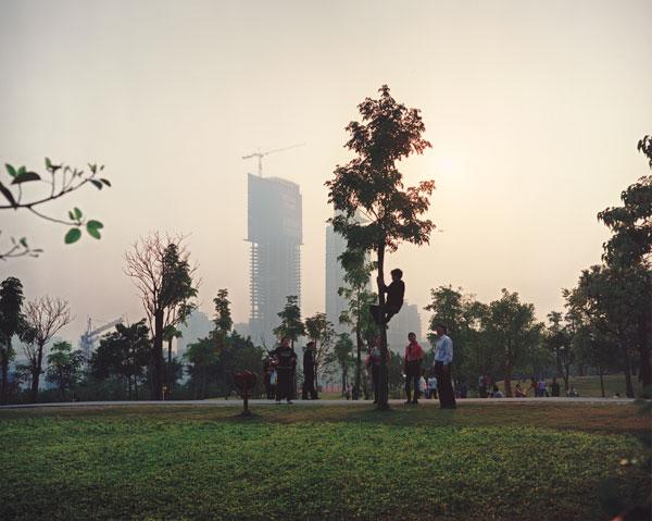 Dustin Shum, Shenzhen, 2006. Accessions Committee Fund ©Dustin Shum