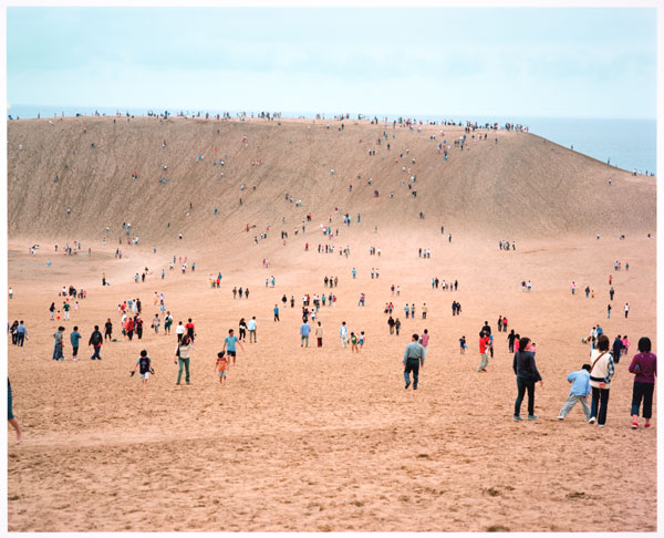 Hiromi Tsuchida, __________, from the series Counting the Grains of Sand, 2001. Promised gift of Mr. John L. Steffens
