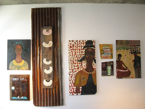 Seeing with the Blackeyed Pea: The Art of Letitia Ntofon