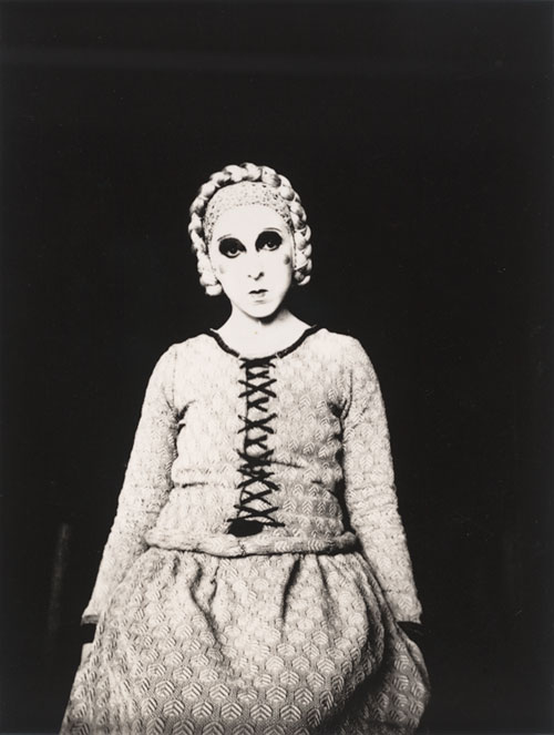 Claude Cahun (Lucy Renée Mathilde Schwob), Untitled (Self-Portrait), ca. 1929; gelatin silver print; Collection SFMOMA, gift of Robert Shapazian © Estate of Claude Cahun