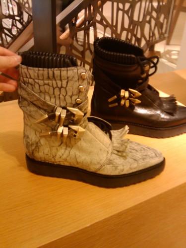 Creeper boots by Alexander Wang