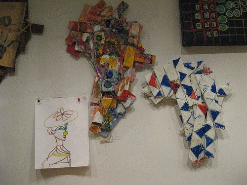 Africa Painting/sculpture