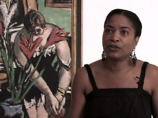 Raelle Myrick-Hodges, Artistic Director of the Brava! for Women in the Arts, on her affinity for Max Beckmann.