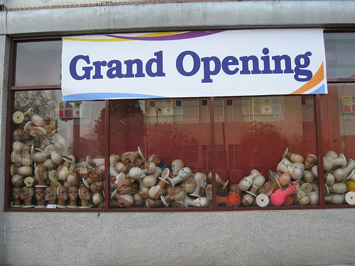 Grand Opening of New Wig and Weave shop in Oakland