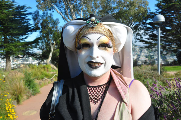 5 Questions: Sisters of Perpetual Indulgence