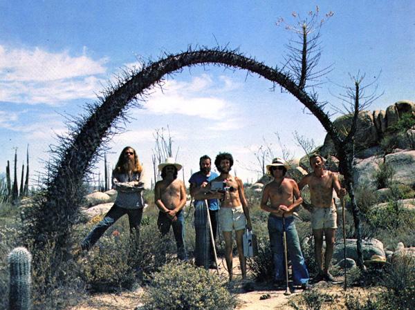 Gerald Gooch, Richard Lowenberg, and Robert Moon on Baja (1974)