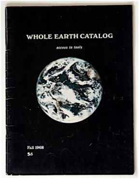 The Whole Earth on a Page: Jessica Brier on Stewart Brand's Whole Earth Catalog