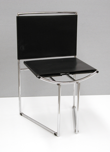 Mario Botta; Alias, Manufacturer; _Chair_, ca. 1990