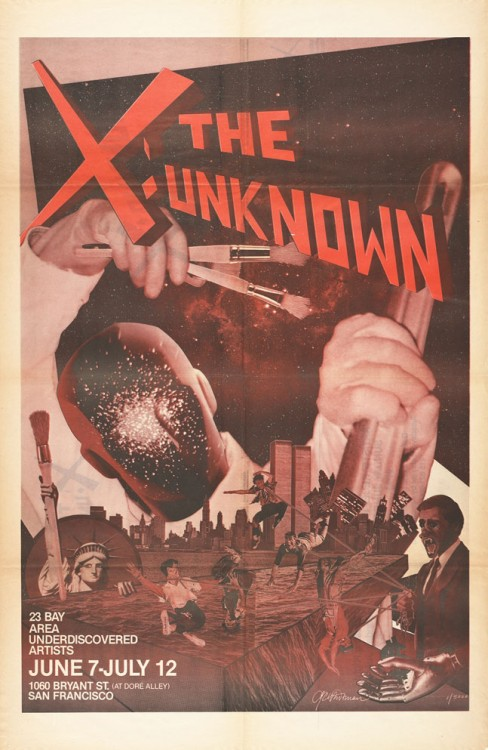 Receipt of Delivery: Monumental Women & X:THE UNKNOWN (1987)