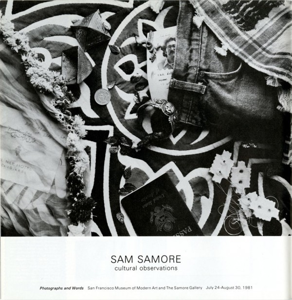 Receipt of Delivery: Samore Gallery