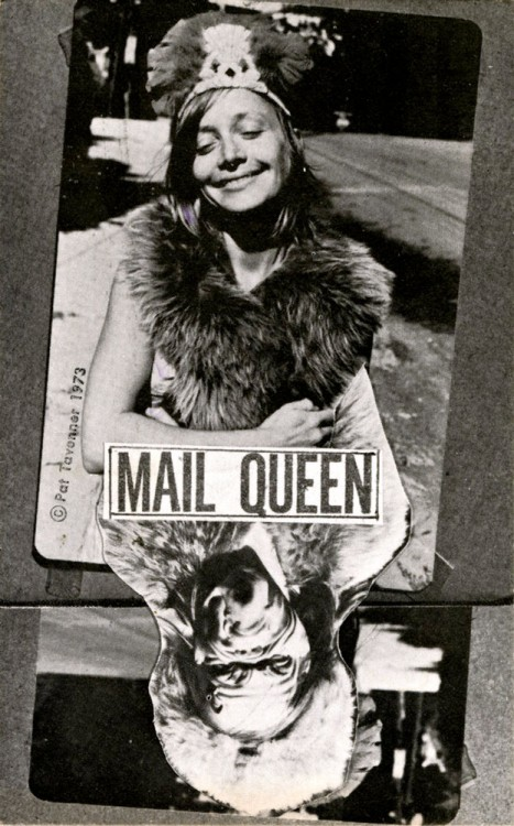 Receipt of Delivery: Patricia Tavenner - Mail Queen