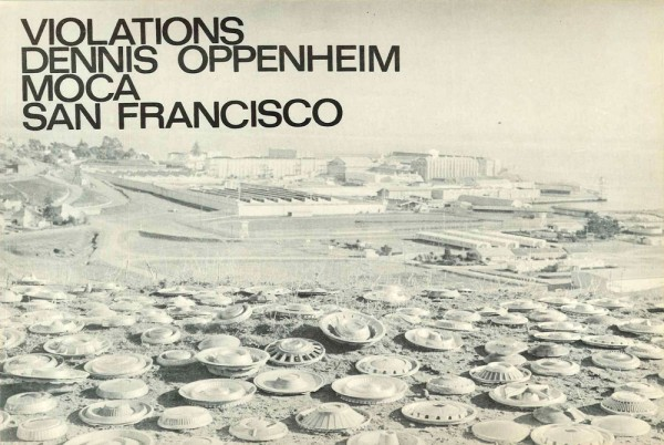 Receipt of Delivery: Violations - Dennis Oppenheim
