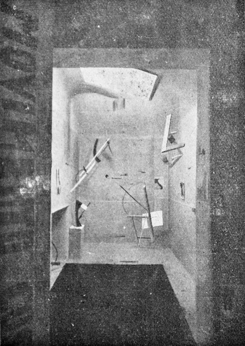 Proposal for a Museum: Trieste Constructivist Cabinet