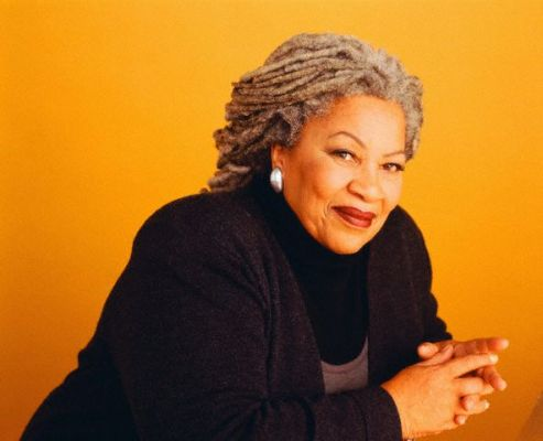 Living Room Dispatch: Harlem Arts Salon with Toni Morrison, Ishmael Reed, Mildred Howard, at the home of Margaret & Quincy Troupe - this SUNDAY