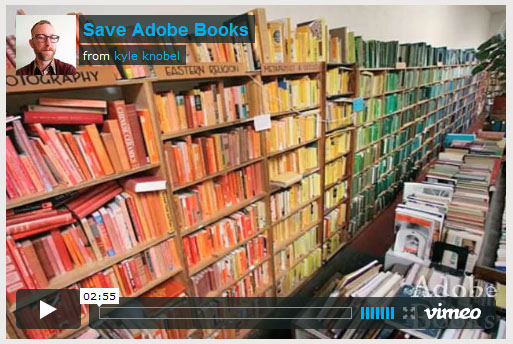 Save Adobe Books