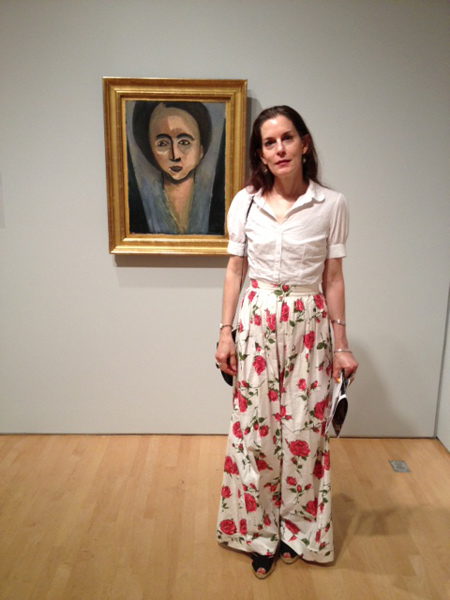 Great Looks in the Galleries: Monica S.