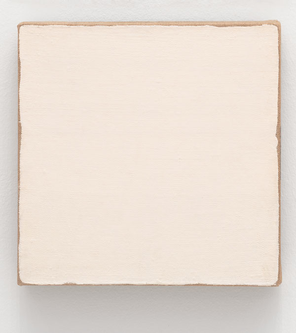Robert Ryman, Untitled, 1965