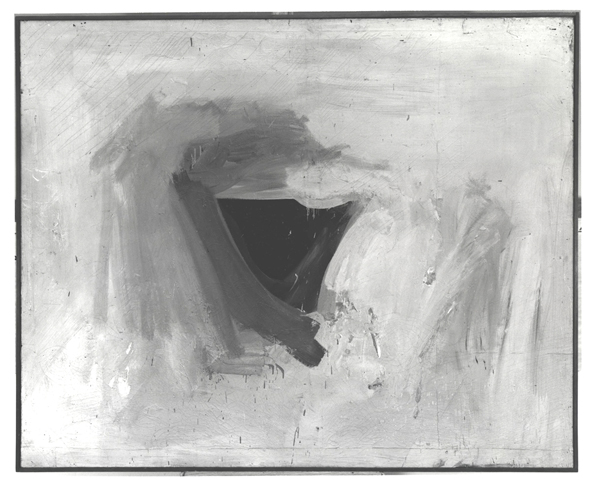 Jay DeFeo, Easter Lily, 1956