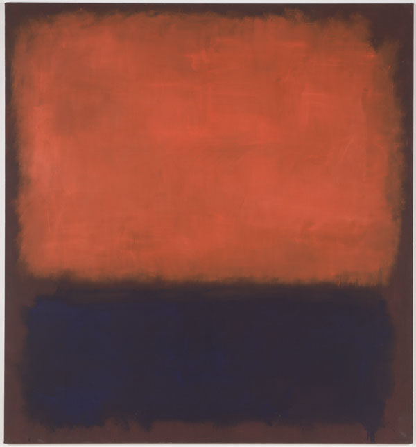 Mark Rothko, No. 14, 1960, 1960