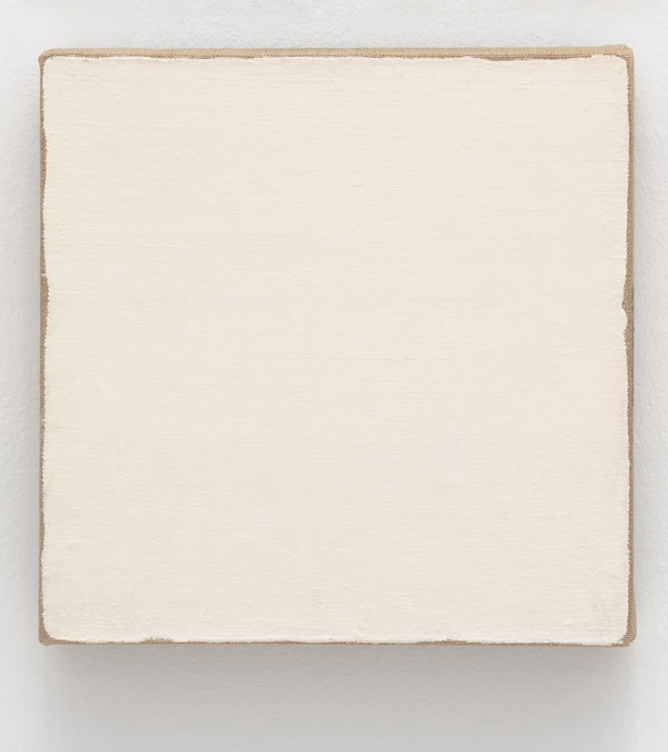 Robert Ryman, Untitled, 1965