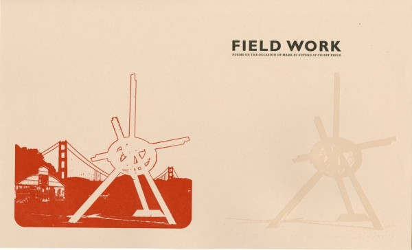 FIELD WORK: C.D. Wright