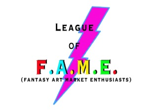 League Of F.A.M.E.© Awards Ceremony - Nov 6th, 6-9pm