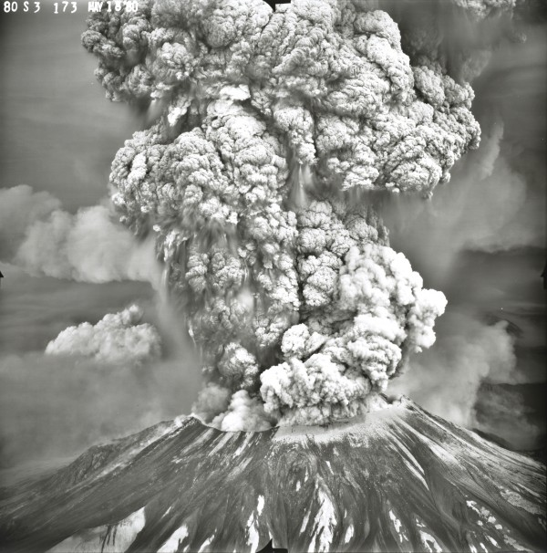 Mt. St. Helens Eruption, May 18, 1980