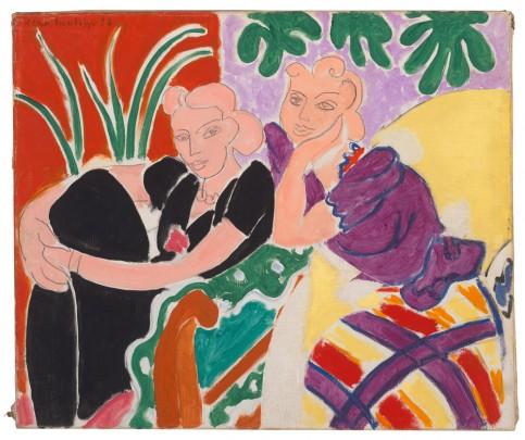 Henri Matisse, La Conversation (The Conversation), 1938