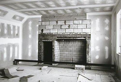 Lewis Baltz, Park City, interior, 29, from the portfolio Park City, 1979