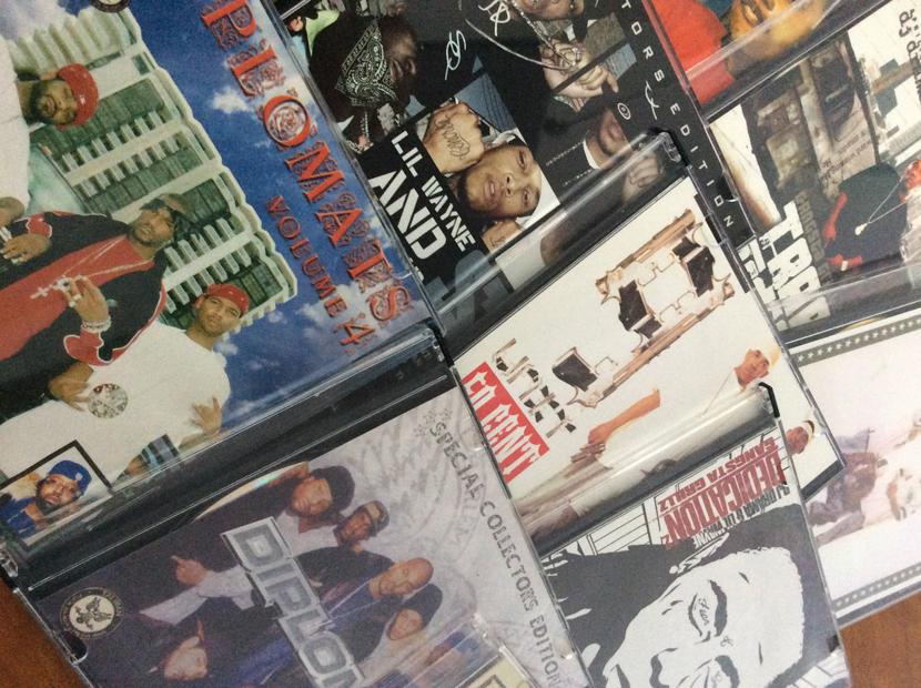 Grey market CD-Rs