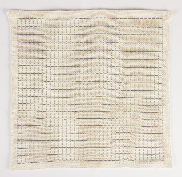 Disembodied States: Weaving Through Agnes Martin