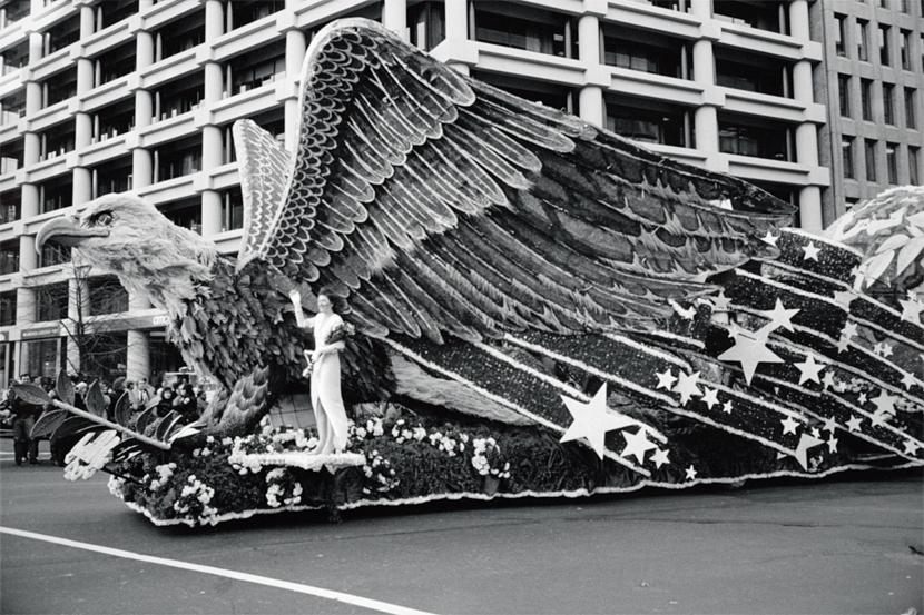 Thomas Frederick Arndt, Inauguration Parade, Washington, D.C., January 20, 1989, 1989