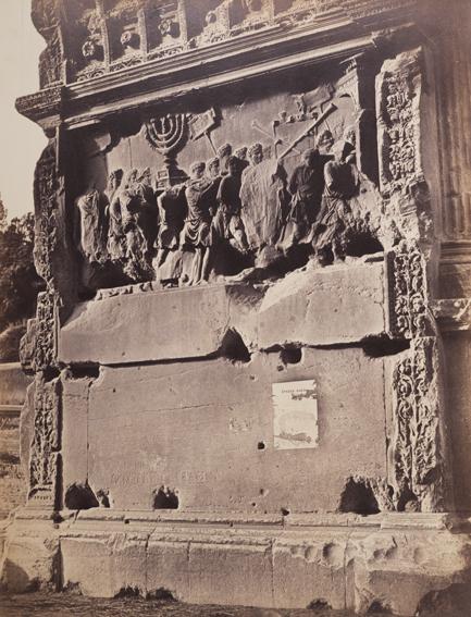Robert Macpherson, Arch of Titus, no. 28, 1909, ca. 1850