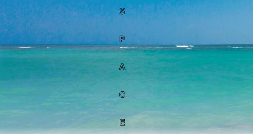 Partial Vacay Screen