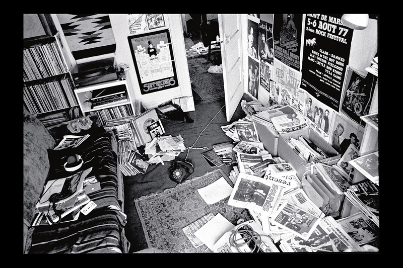 Search & Destroy North Beach Headquarters 1977 Photo by Ruby Ray Courtesy Ruby Ray_1